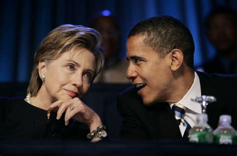 Six Degrees Of Obama And Clinton by Called Obama Incompetent And Feckless In Boozy Rant