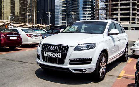 Audi Dubai rent audi q7 dubai uae