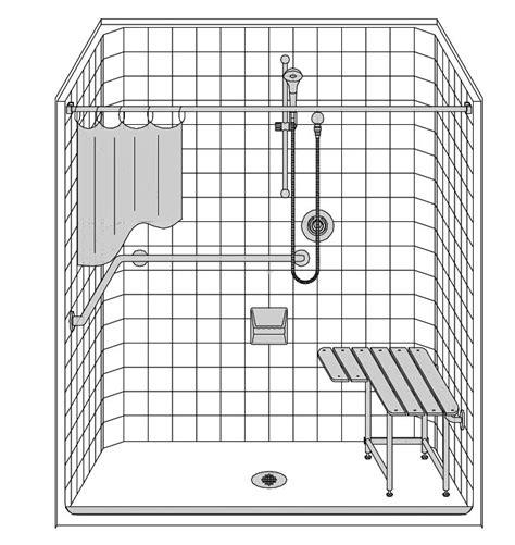 shower grab bar placement diagram alluring 40 ada bathroom vertical grab bars design ideas