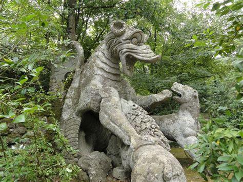 giardino dei mostri viterbo parc des monstres 224 bomarzo francais
