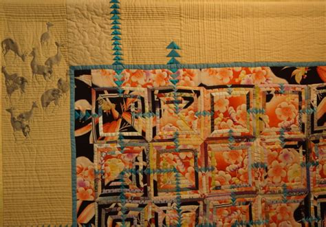 International Quilt Show 2015 by Tokyo International Quilt Festival 2015 Part I Outside