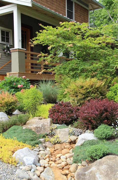 best 25 boulder landscape ideas on large