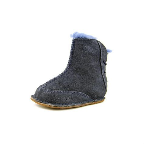 authentic ugg australia infant baby boy boo blue boots