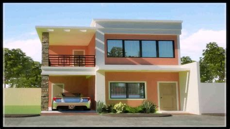 2 storey house design best two storey house designs