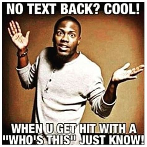 Kevin Hart Texting Meme - best 25 text back ideas on pinterest