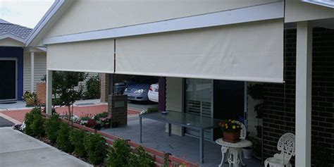 External Awnings Sydney by Choosing The Right Blinds And Awnings For Your Outdoor Space