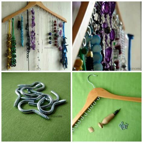 how to make cool jewelry how to make cool jewelry hanger step by step diy tutorial
