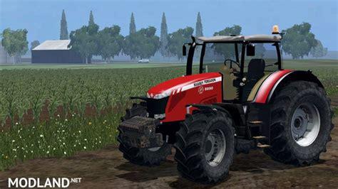 massey ferguson  mod  farming simulator   fs ls  mod