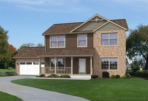 manorwood custom two story homes buckingham mh403a2