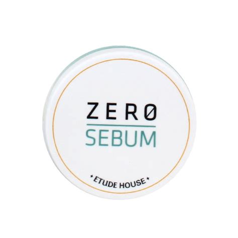 Sale Etude House Zero Sebum Drying Powder etude house zero sebum drying powder etude house powder