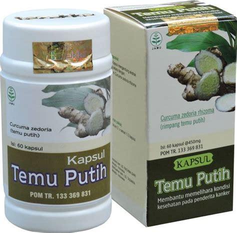 Kapsul Temu Putih Mencegah Dan Mengobati Penyakit Kanker Lqs produk herbal tazakka herbal sukoharjo manfaat tanaman temu putih obat untuk kesehatan penyakit