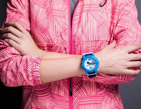 Jam Tangan Wanita Baby G Sporty 3 rekomendasi jam tangan wanita sporty warna biru jam