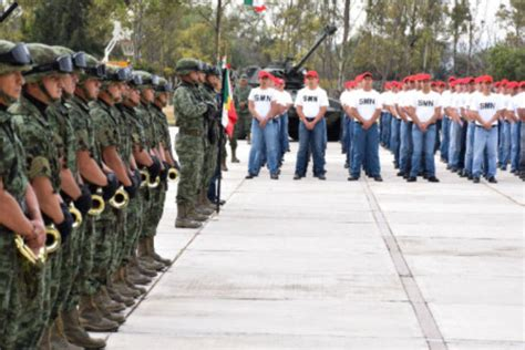 servicio militar obligatorio anuncio de macri 2016 abre sedena servicio militar nacional en quer 233 taro