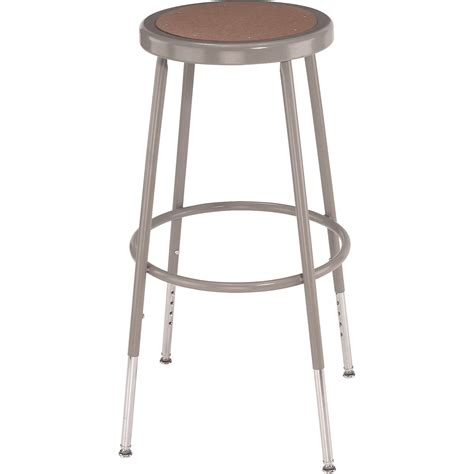 Stool Shopping by National Seating Adjustable Shop Stool 300 Lb