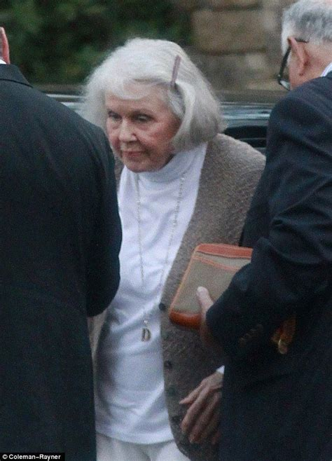 most recent images of doris day doris day dons a d necklace for her 90th birthday bash