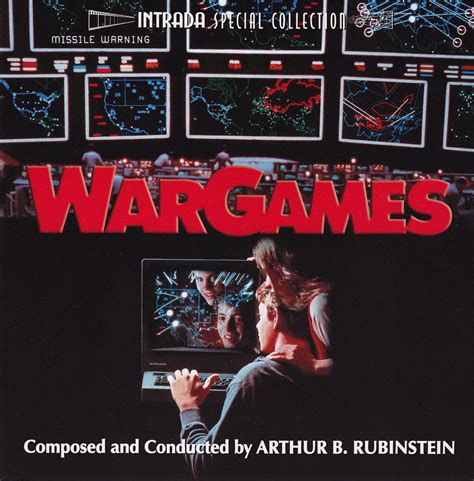 Wargames 1983 Film Wargames Review Movie Reviews Simbasible