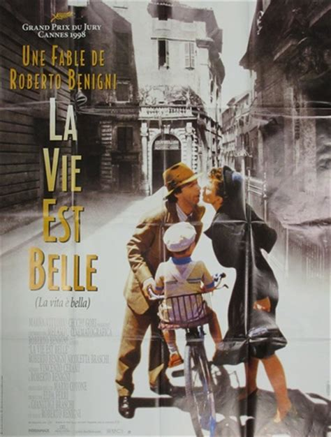 beautiful movies french movie poster life is beautiful vintage movie poster