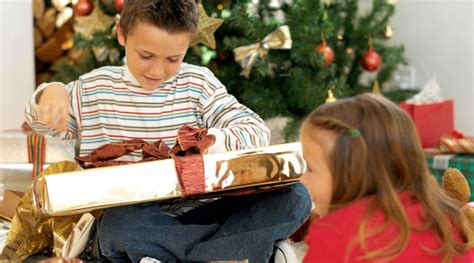 should we spoil kids at christmas psychologies