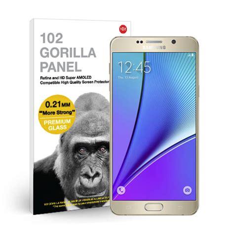 Tempered Glass Premium Samsung Galaxy V G313h Gorilla Glass premium galaxy note 5 tempered glass screen protector