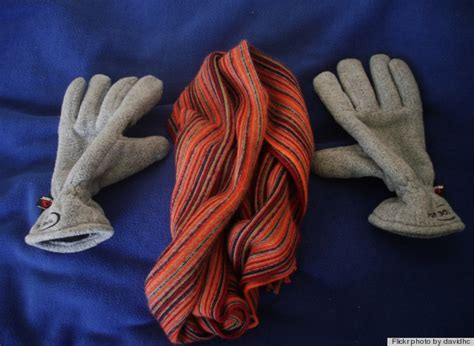 how often should you wash scarves gloves and hats huffpost