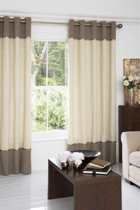 banded drapes best 25 short window curtains ideas only on pinterest