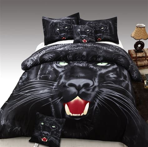 black panther 5 piece reversible duvet cover set