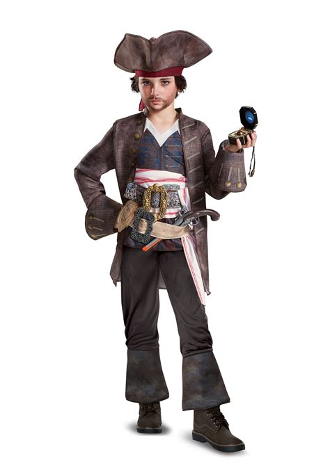That Sparrow Kid by Captain Sparrow Deluxe Child Costume