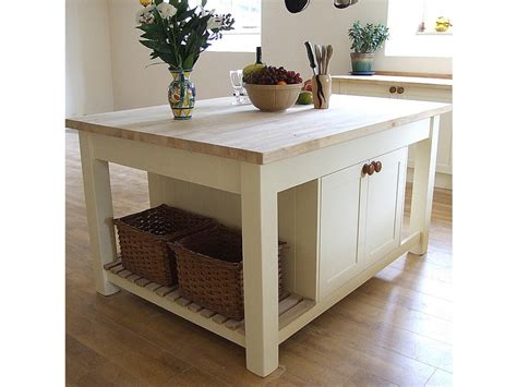 best stand alone kitchen islands homesfeed