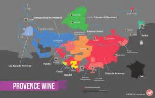 France Wine Regions Map by Essential Guide To Provence Wine Region With Maps Wine