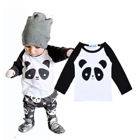 autumn baby clothes t shirt high quality