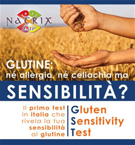 gluten sensitivity test diagnosi della sensibilit 224 al