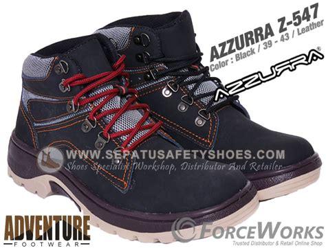 Sepatu Safety Azzura sepatu gunung azzura z 547