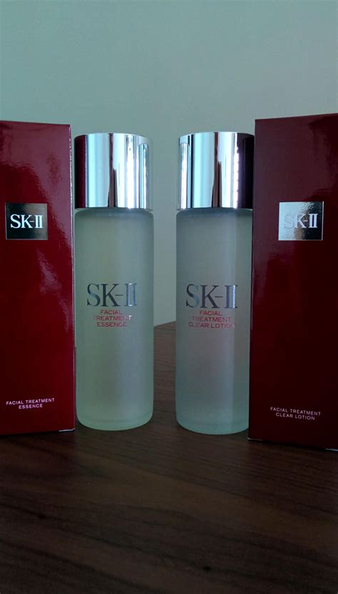 Sk2 Treatment Essence Malaysia brand new sk2 skii treatment essence clear
