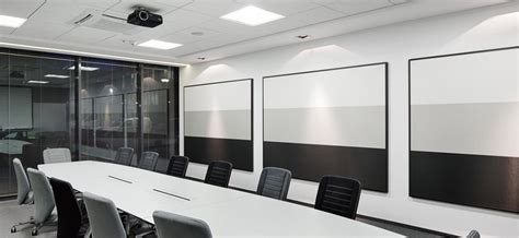 Lovely Sound Panels For Churches #9: Akusto-ecophon-wall-panels-boardroom.jpg