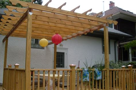 decks pergolas home improvement for chicago and