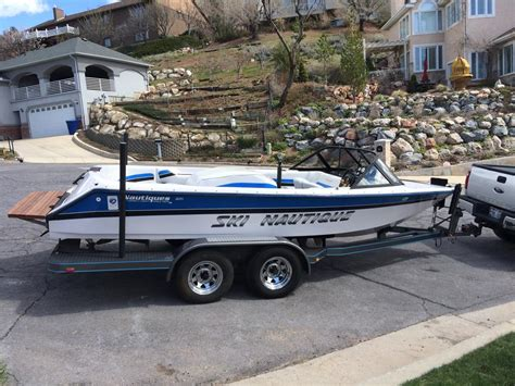 nautique upholstery new 94 ski nautique by correct craft for sale in salt