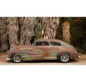 1946 Oldsmobile ICON Derelict Coupe