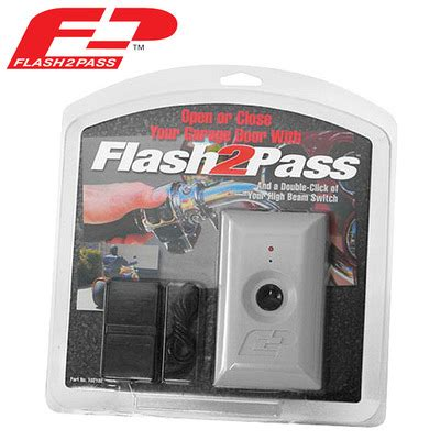 Flash2pass Transmitter And Receiver Garage Door Opener Garage Door Opener Receiver And Transmitter