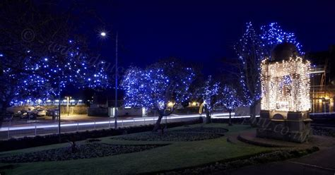 dougie coull photography gourock christmas lights
