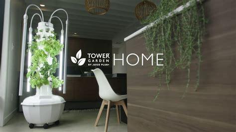 meet tower garden home simple indoor vertical gardening