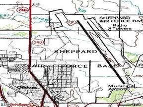 sheppard afb map 76311 zip code wichita falls profile homes