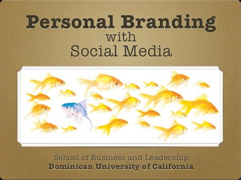 Personal Branding Mba by Personal Branding With Social Media By Joeyshepp