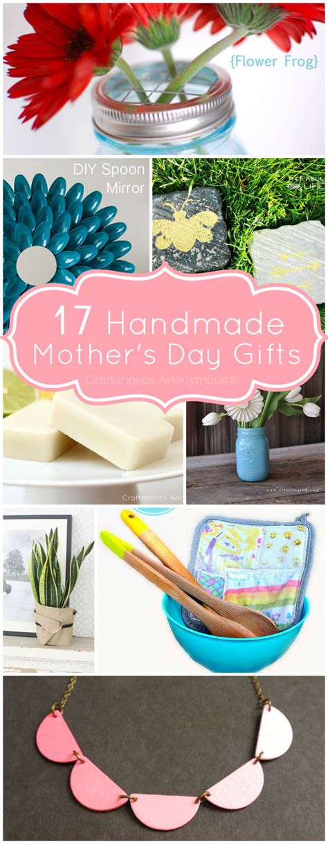 Handmade Mothers Day Presents - craftaholics anonymous 174 17 handmade s day gifts