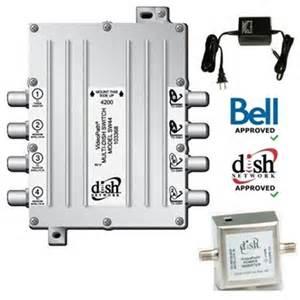 canada satellite sw44 sw44 switch dish sw44 bell switch sw44 sw44 multiswitch