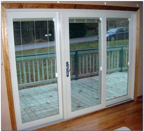 Andersen Gliding Patio Door Installation - andersen a series patio door series patio door singular