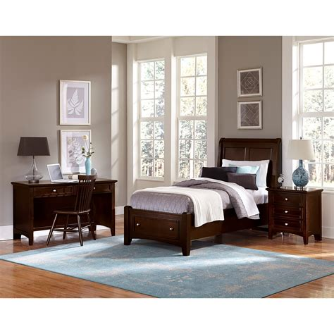 27 best images about vaughan bassett bedroom furniture vaughan bassett bonanza twin bedroom group olinde s