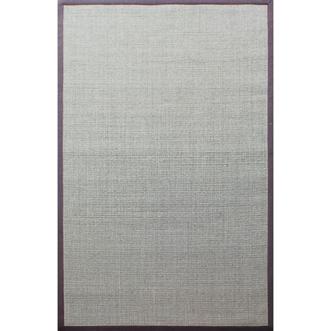 sisal boucle beige brown 8 ft x 10 ft indoor area rug