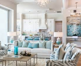 Home Furniture Interior by Florida Beach House With Turquoise Interiors Home Bunch