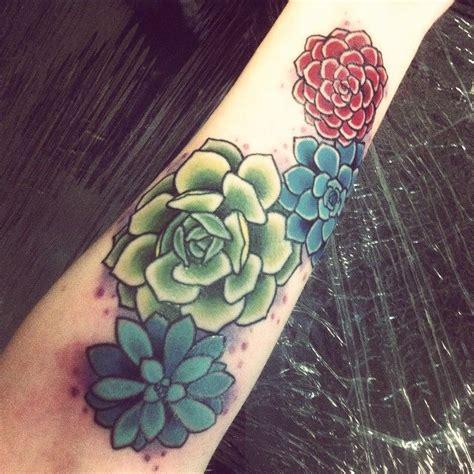 tattoo photo picture tattoo succulents succulenttattoo inspiration for