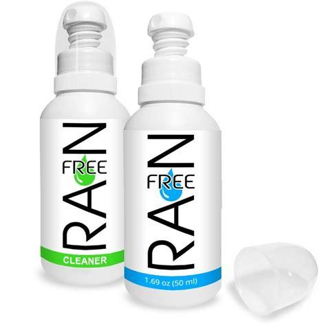Raint X Glass Water Repellent best windshield water repellent products in 2017 nanocareproducts